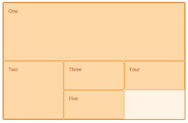 grid-row-start网格开始