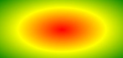 radial-gradient圆形渐变实例图